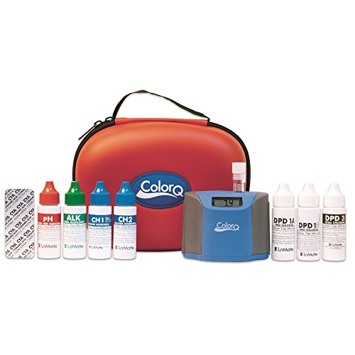 LaMotte 2056 ColorQ Pro 7 Digital Pool Water Test Kit -