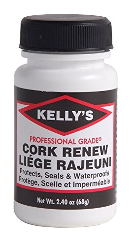 Kelly's Cork Renew, 2.4 Oz. - Seals and Waterproofs Cork Surfaces