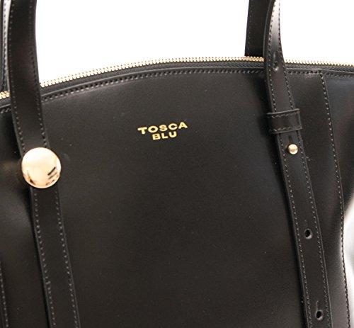 Tosca Blu Borsa Donna panarea Shopping Media NERO Con Mastercard Aclaramiento Baúl Finishline Eastbay Precio Barato zcdHjMi