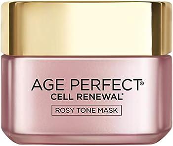 Loreal Paris 1.7 Oz Skincare Age Perfect Rosy Tone Face Mask