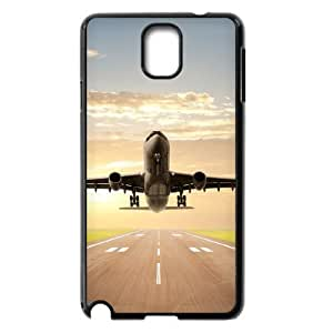 Airplane Takeoff Design Cheap Custom Hard Case Cover for Samsung Galaxy Note 3 N9000, Airplane Takeoff Galaxy Note 3 N9000 Case
