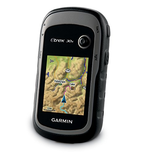 Garmin eTrex 30x GPS Device for Hiking