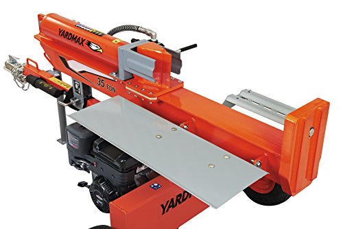 (YARDMAX YUS850 Log Table, 34