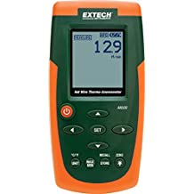 Extech Instruments AN500 Hot Wire Cfm/CMM Thermo-Anemometer