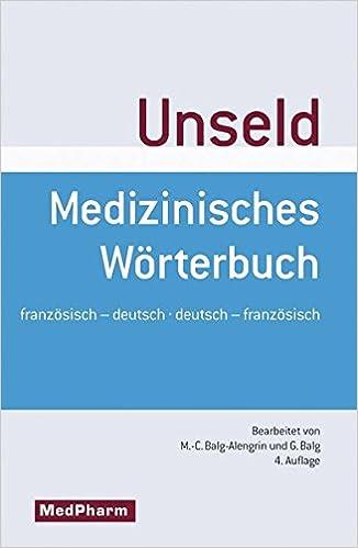 Medizinisches Wörterbuch Dictionnaire