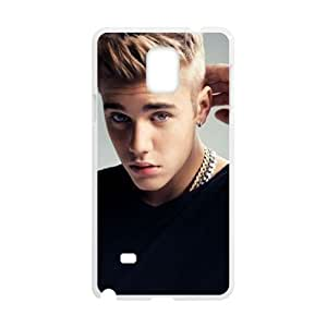 Justin Bieber Cell Phone Case for Samsung Galaxy Note4