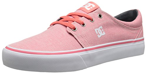 Multicolore DC Shoes Mode Trase Pink Baskets Se TX Raspberry Femme B0PfqRw