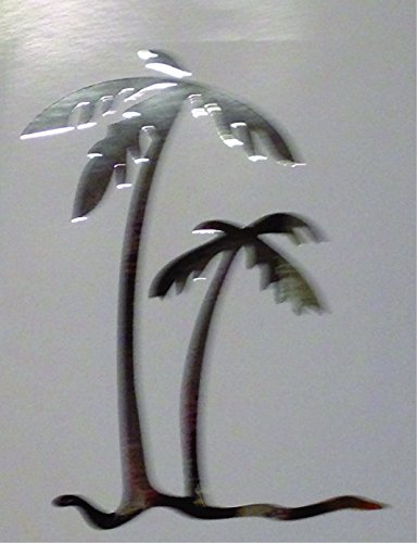 Window Decorative Delicate (PALM TREE - 6