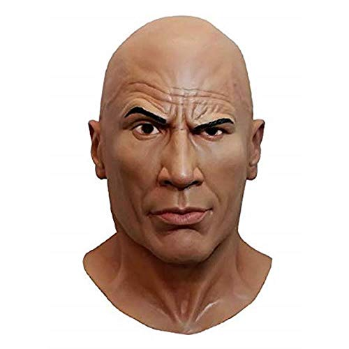 The Rock WWE Adult Halloween Mask ()