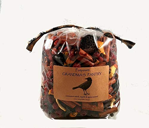 Grandmas Pantry Potpourri scented Cinnamon Apple and Spice