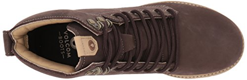 Volcom Coffee Marrone Neve da Smithington Uomo Stivali II Boot ZwAZOB