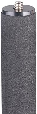 Max Length Color : Black CAOMING Aluminum Alloy Handheld Boom Pole Holder for SLR Camera//LED Light Microphone 173cm Durable