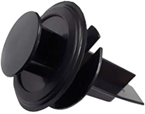 Newly Designed Garbage Disposal Food Scraper/Stopper/Strainer with Kitchen Sink Drain Splash Guard, applied with all the disposers