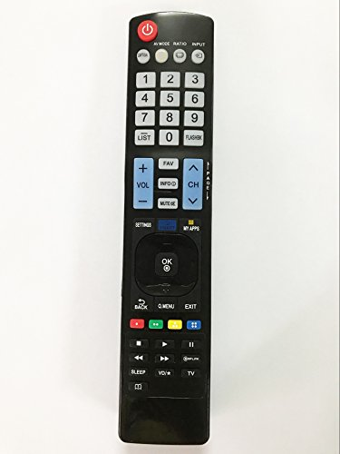 Replacement Remote Control for AKB73756506 AGF76631001 LG LCD LED HDTV