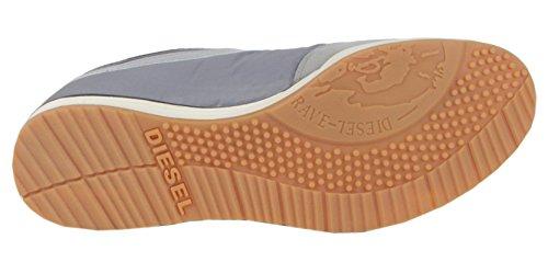 Diesel - zapatilla baja Hombre Gris - gris