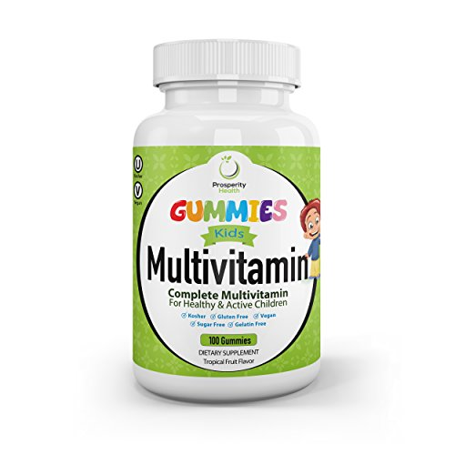 Les enfants de Multivitamines