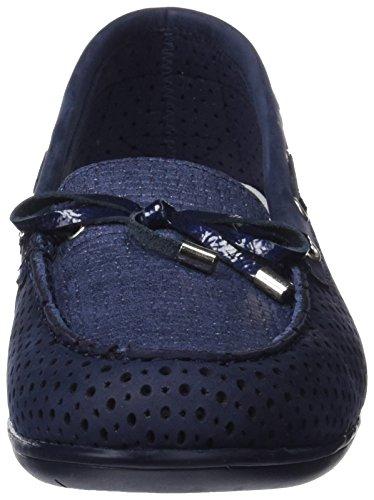 24 Mujer Mocasines Azul 23533 loafer Para Horas 5 marino rxzA1qwr