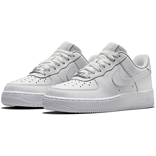 quality design 6f18b 63067 Nike Air Force 1 Low GS All White Youth Lifestyle Sneakers New All White -  4 (B001GTX5VK)   Amazon price tracker   tracking, Amazon price history  charts, ...