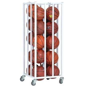 Champion Sports Cage Ball (Champion Sports Vertical Basketball Ball Cage)