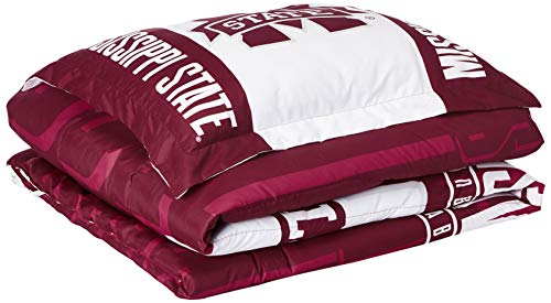 - The Northwest Company Officially Licensed NCAA Mississippi State Bulldogs Modern Take Twin Comforter and Sham