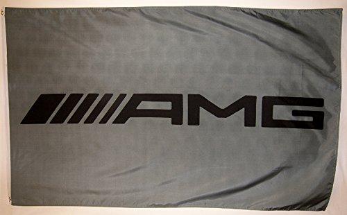 Nuge AMG Racing Car Flag 3' X 5' Indoor Outdoor Banner