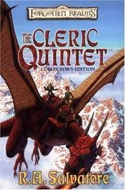 Download The Cleric Quintet Collector's Edition [Forgotten Realms] Publisher: Wizards of the Coast; Collectors edition ebook