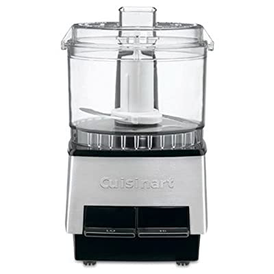 Cuisinart DLC-1SS Mini-Prep Processor, Brushed Stainless Steel