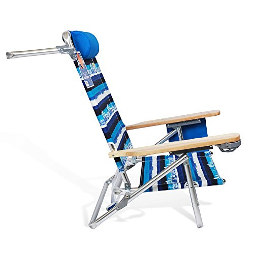Tremendous 690Grand Best Folding Beach Chair With Extra Wide Seating Caraccident5 Cool Chair Designs And Ideas Caraccident5Info