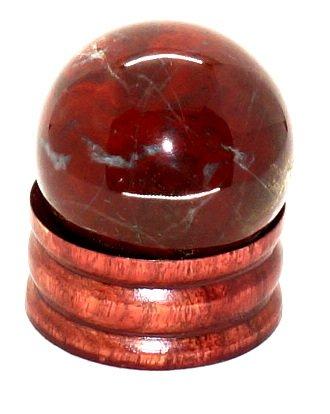 Red Jasper Sphere Natural Gemstone Metaphysical Sphere 35-50mm Natural Healing Tool Crystal Gridding Crystals Healing Polished Gemstone Ball