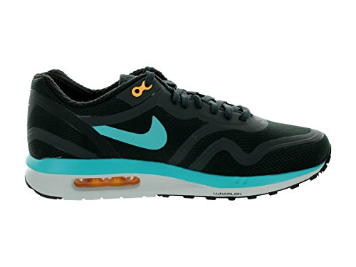 Nike Men's Air Max Lunar1 Wr Running Shoe Dark Ash/Dusty Cactus/Laser Orange buy cheap 2014 newest uXPVlCiT