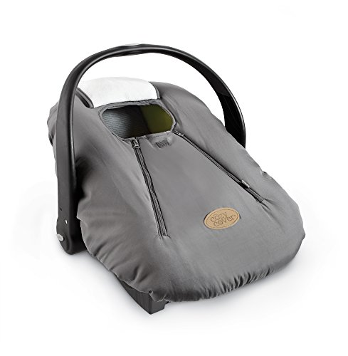 Cozy Cover - Infant Car Seat Cover (Charcoal)