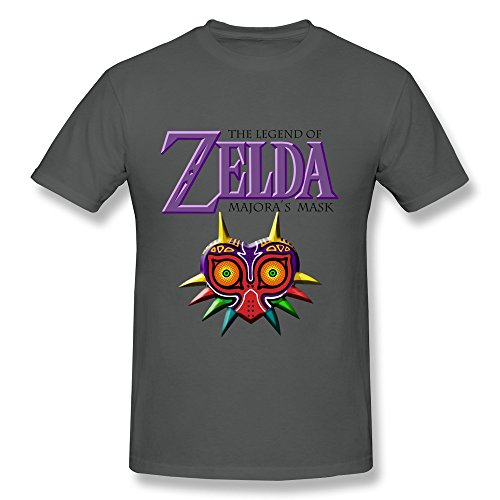 Price comparison product image The Legend Of Zelda Majora's Mask Shirts For Adult L