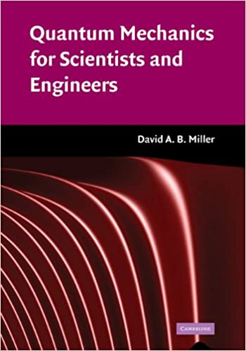 Quantum mechanics for scientists and engineers david a b miller quantum mechanics for scientists and engineers 1st edition kindle edition fandeluxe Images