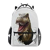 WXLIFE Tropical Pineapple Pattern Backpack Travel School Shoulder Bag for Kids Boys Girls Women Men
