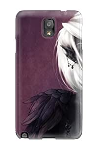 XiFu*MeiNew Arrival Case Specially Design For Galaxy Note 3 (the Black Elf Fantasy Abstract Fantasy)XiFu*Mei