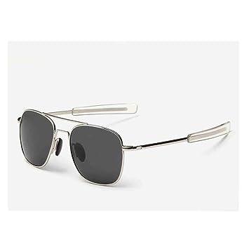 MGMDIAN Gafas de Sol para Hombre piloto, Conductor Que ...