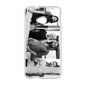 HTC One M7 Phone Case White foo fighters AFVT593137