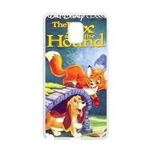 samsung_galaxy_note4 phone case White Fox and the Hound BFS8486308