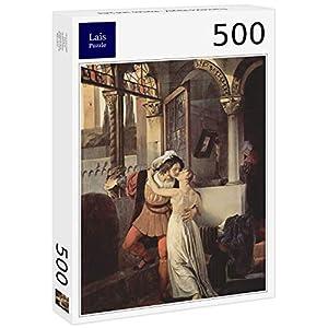 Lais Puzzle Francesco Hayez Romeo E Giulietta 500 Pezzi