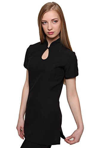 Mirabella Health and Beauty Clothing Women's Akila Spa Hairdressing Tunic Uniform 8 ()