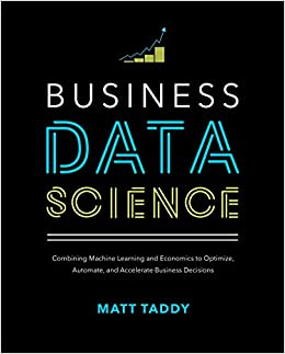 Business Data Science: Amazon.de: Matt Taddy: Fremdsprachige Bücher