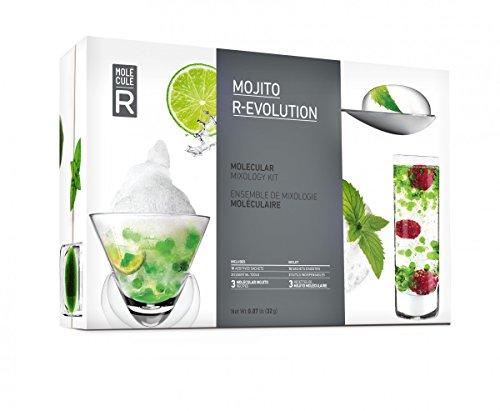 Molekularküche Mini Cocktail R-Evolution Kit Mojito Deutsche Version