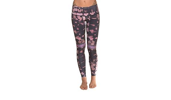 Teeki Cusco Rambler Caliente Pantalones Yoga Leggings ...