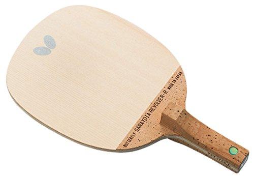 バタフライ(Butterfly) 卓球 ラケット ガレイディアリボルバーR ペンホルダー 反転式 3枚合板 23840 B00VSAHLV2
