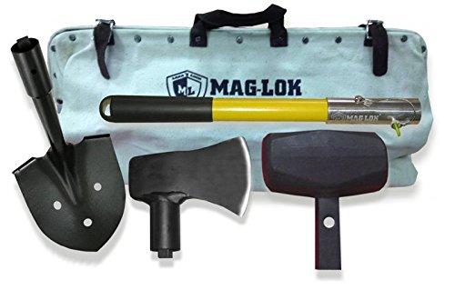 BILLET4X4 U.S. Made Mag-Lok 3-Piece Offroader's Kit III (4X4 OFF-ROAD VEHICLES)