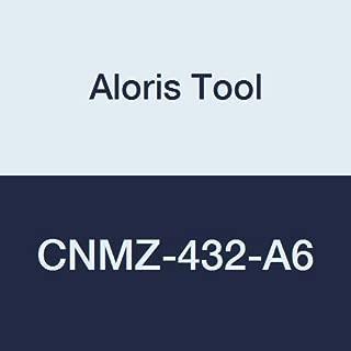 product image for Aloris Tool CNMZ-432-A6 Carbide Insert