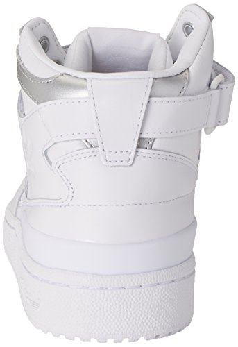 Met White Refined Chaussures silver ftwr Adidas Homme Basketball De White Forum Mid ftwr Multicolore OCxFBTq