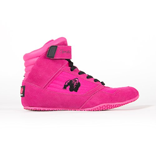 Gorilla Wear Mujeres High Tops Rosa