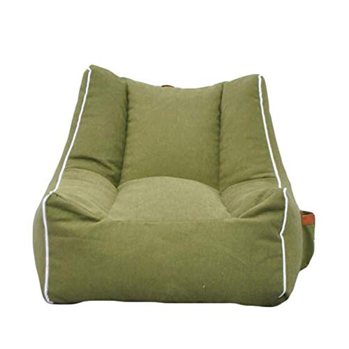 Amazon.com: Bean Bag Chair Adult Lazy Sofa Lounger High Back ...