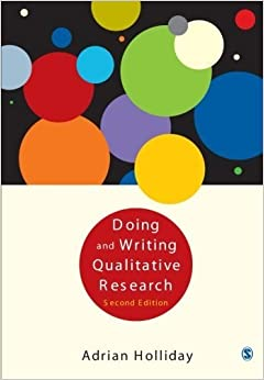 Doing & Writing Qualitative Research 2nd edition by Holliday, Adrian (2007)